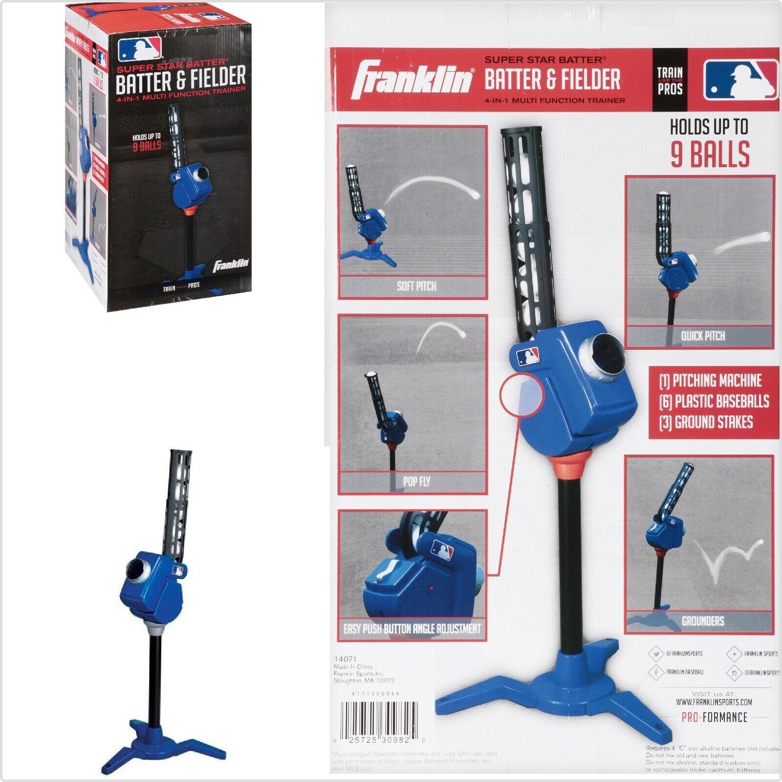 Pitching Machine Baseballs Ball Feeder Youth Kids Batting Sk