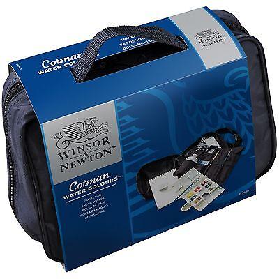 Winsor & Newton Cotman Water Colour Travel Bag 5060149401071