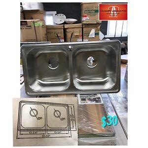 Brand new kitchen sink $30