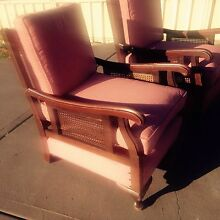 Pink lounge chairs Muswellbrook Muswellbrook Area Preview