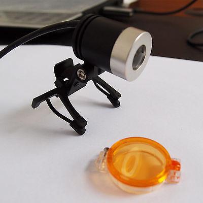 1w Portable Dental Medical Led Head Light Surgical Headlight Jd2200 Dentistry