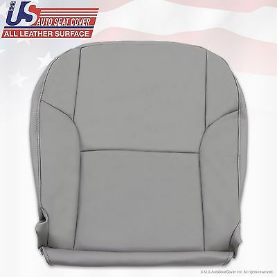 Fits 2003 - 2009 Toyota 4Runner Driver Bottom Leather Seat Cover Color - 2003 Toyota 4runner Seat Covers