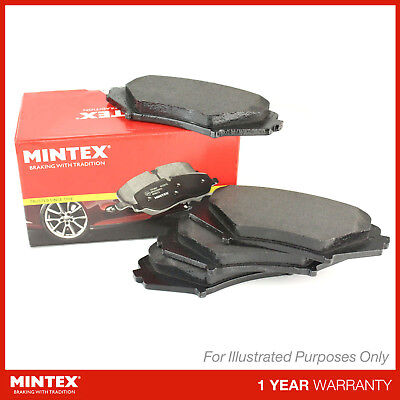 New Jaguar XF 2.2 D Genuine Mintex Rear Brake Pads Set