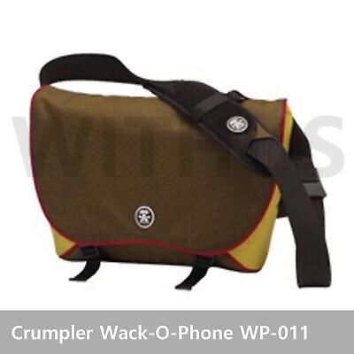 Crumpler Wack-O-Phone notebook carrying case WP-011 (olive/green) Fedex Express