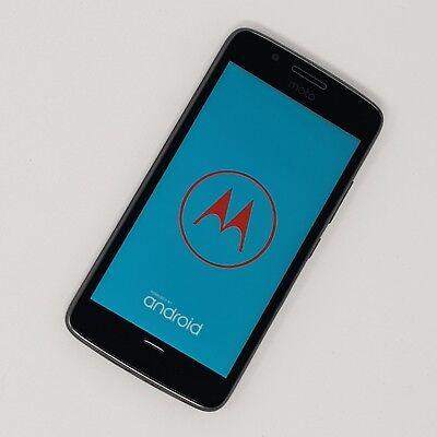 Motorola Moto G5 SmartPhone (XT1675) Black Working Condition Unlocked Fast P&P