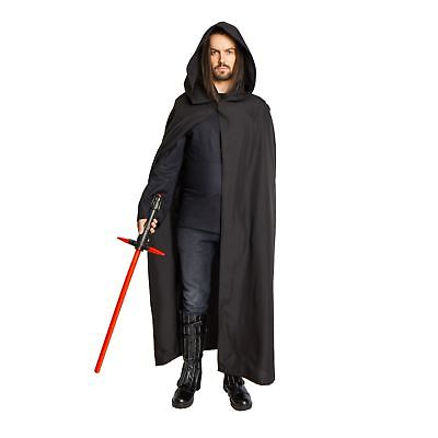 Adult JEDI SITH Star Wars Anakin Kylo Ren Darth Vader Cosplay Costume Cloak Robe