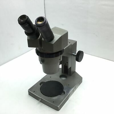 Olympus Vmt Stereozoom Microscope Objective 1x-2x Eyepiece 10x