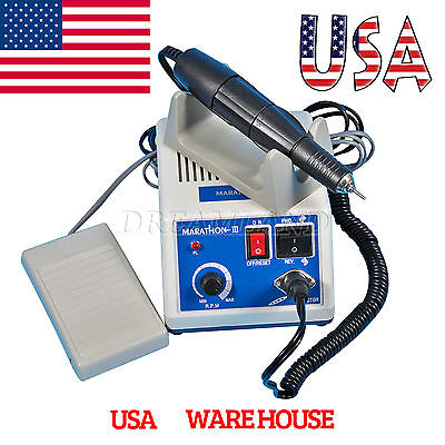 Marathon Dental Electric N3 Micromotor 35k Rpm Handpiece Saeyang Polishing Iym0