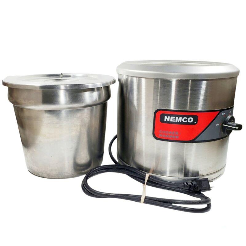 Nemco Food Equipment, 6102A, Food Pan Warmer Cooker Countertop Stainless Steel