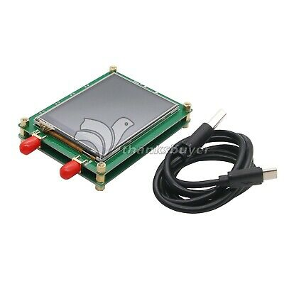 35m-4.4g Rf Signal Generator Pll Sweep Frequency Generator Touch Screenadf4351