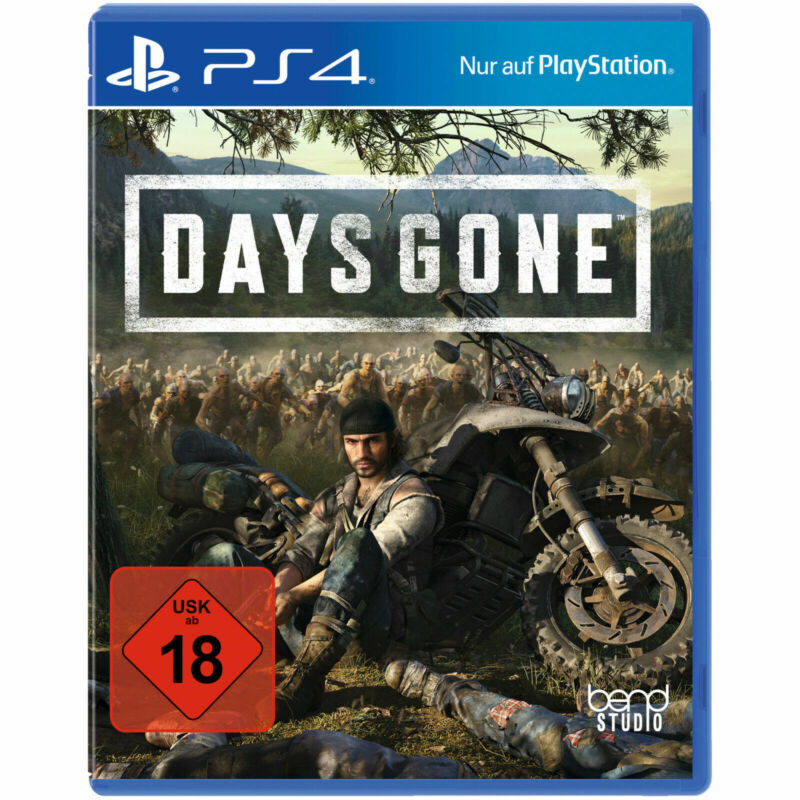 Sony Playstation 4 PS4 Days Gone NEU OVP