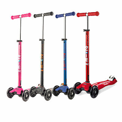Micro MINI MICRO Deluxe ROLLER con impugnatura a T Bambini Roller Bambini Scooter Tempo Libero
