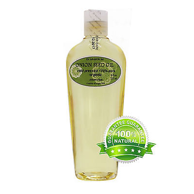 Best Black Onion Seed Oil Organic  Natural Hair Care Cold Pressed 2oz up to 7Lb Hair Pressing Oil