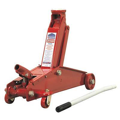 Sealey Car/Van/4x4 Trolley Jack 3 Tonne Long Chassis Heavy Duty - 1153CX
