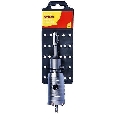40mm Sds Tct Core Drill Bit Concrete Masonary Hole Cutter Drills Pilot Drill