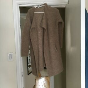 Wool blend sweater. Similiar to zara or aritzia styles