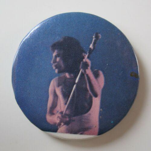Queen Freddie Mercury 1976 Vintage 1970s Metal Pin Badge