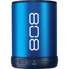 Blue 808 Audio Player Docks & Mini Speakers