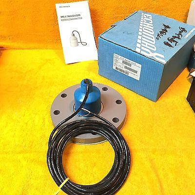 New Milltronics Echomax Xrs-5 Ultrasonic Transducer 5m Eng 4 Ansi Cen