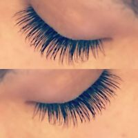 Lash extensions and lash lifting
