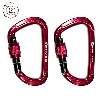 2x NEW Super Strong Portable Hammock Strap Belt with 2 Locking Carabiners UK