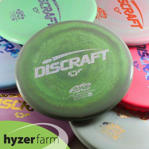Discraft ESP ZONE *pick weight & color* Hyzer Farm disc golf putter PART ONE
