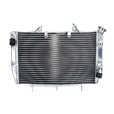 26MM ALUMINUM CORE ENGINE COOLING RADIATOR FOR <em>YAMAHA</em> YZF R6 600 YZ R6