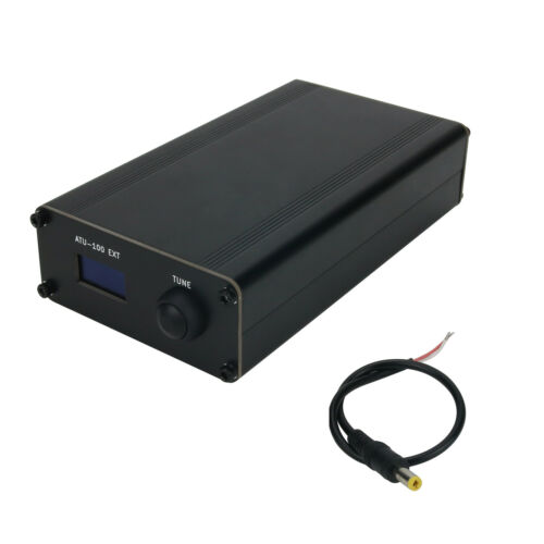 1.8-50M 100W Shortwave Automatic Antenna ATU-100 PLUS Upgraded Assembled
