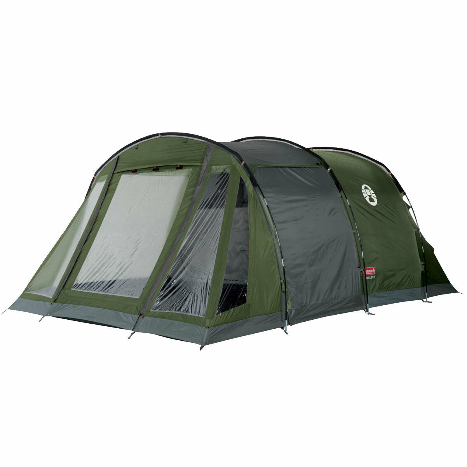 Coleman Galileo Tent 5 Personen Zelt Campingzelt Familienzelt Tunnelzelt Grün