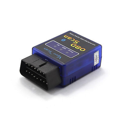 Bluetooth OBDII OBD2 Diagnose Android Handy Audi Mercedes VW Opel BMW Ford Toyot