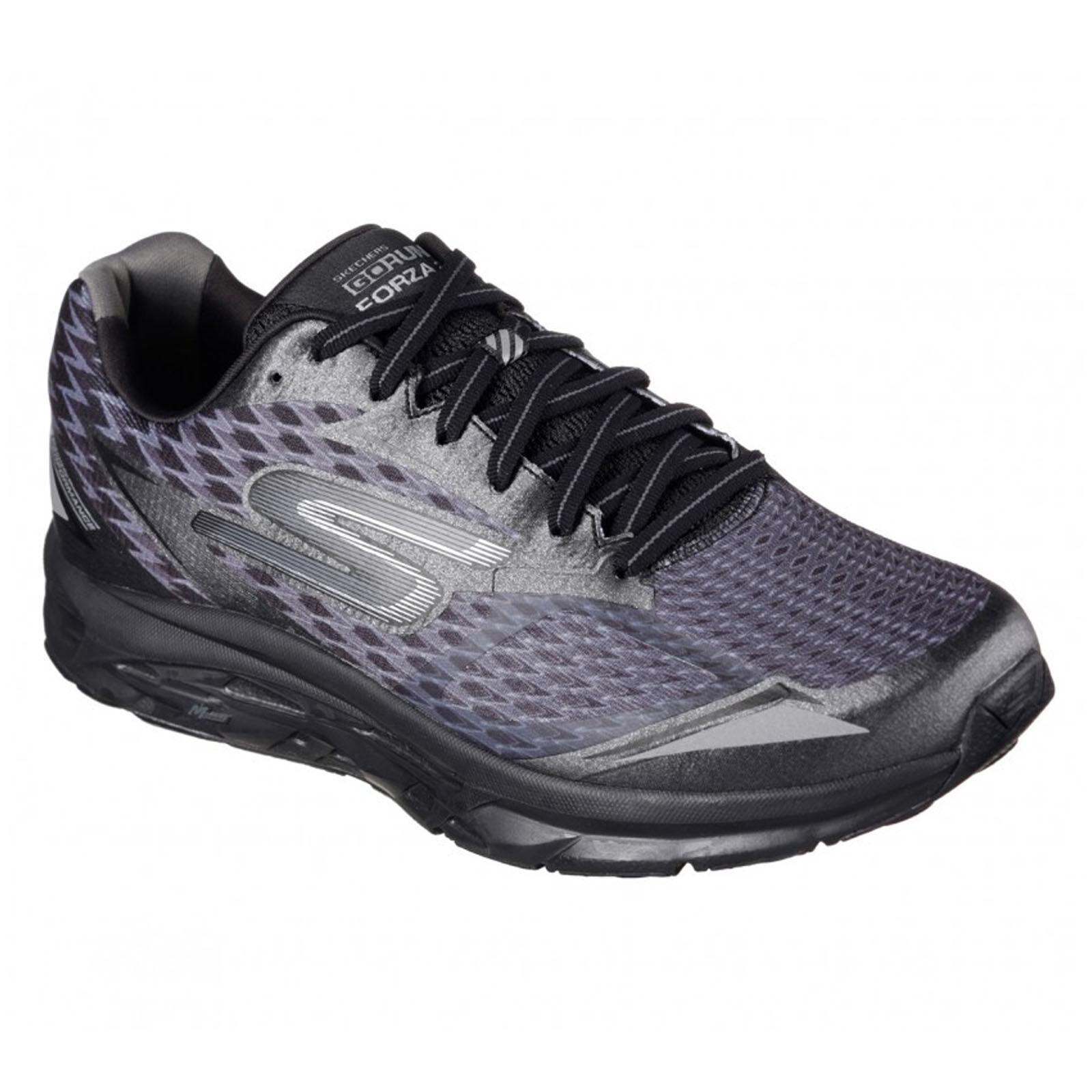 39b90c9454b Skechers GoRun Forza 2 Trainers Mens Sports Running Memory Foam Training  Shoes