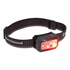 Black Diamond BD6206400004ALL1 Storm 375 Waterproof All Purpose Headlamp, Black