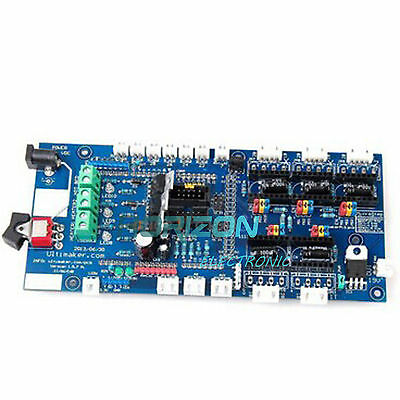 Diy 3d Printer Control Board Compatible For Ultimaker Pcb Ramps Dual Print Best