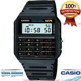 Casio CA53W-1 Classic Digial 8-Digit Calculator Watch Alarm Stopwatch Day/Date