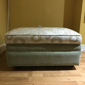 Ottoman/ Storage bench for sale