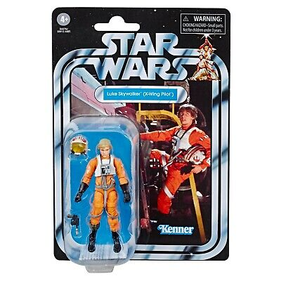 Star Wars The Vintage Collection -  Luke Skywalker (X-Wing Pilot)