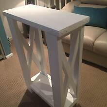 Rustic solid wood hall stand Toronto Lake Macquarie Area Preview