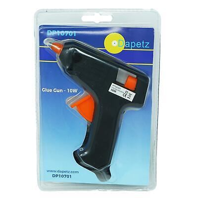 Glue Gun Hot Melt Electrictrigger Diy Adhesive Crafts 10 Free Glue Sticks Uk