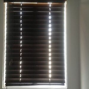 Wooden Venetian Blinds Pelican Waters Caloundra Area Preview