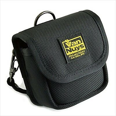 VanNuys carrying case VD596-00 for multiple earphones MADE IN JAPAN