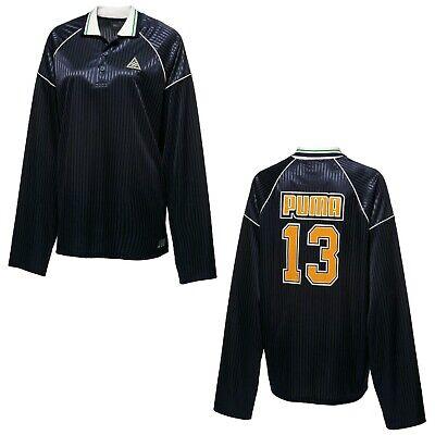 Puma x Rihanna Fenty Womens Oversized Ref Jersey T-Shirt 575794 01 A4D