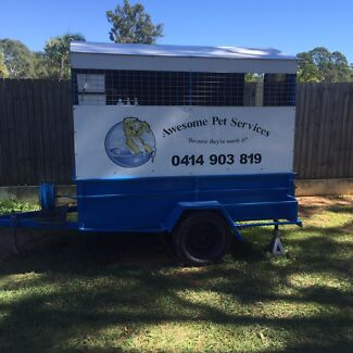 Dog washing business- not a franchise Kallangur Pine Rivers Area Preview