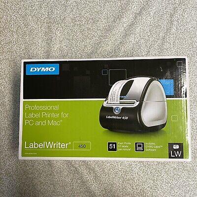 Dymo Labelwriter 450 Turbo Label Maker With Bonus Lw White Address Labels