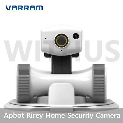 APPBOT RILEY Home Pet Security CCTV IP Camera Robot WiFi Safety Movable