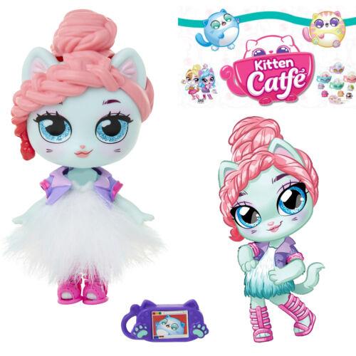 Jakks Series 1 FIFI FAYE Kitten Catfe Doll Mystery Purrista Girls RARE
