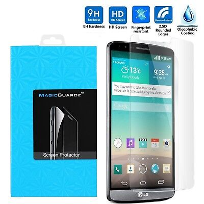 Ultra Slim Come-on HD Tempered Glass Protective Screen Protector Film for LG G3