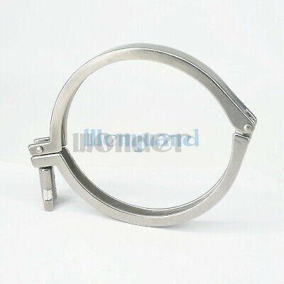 5 Tri Clamp 304 Stainless Steel Sanitary Fitting Homebrew 145mm Ferrule Od