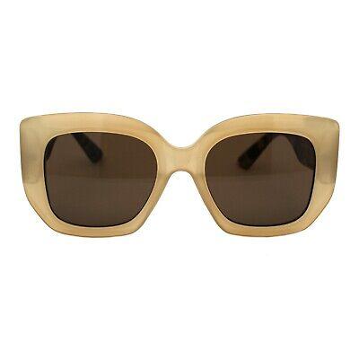 Womens Vintage Fashion Sunglasses Semi Thick Square Shades UV (Thick Square Sunglasses)