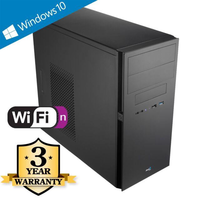 CCL Skylake Home Tower PC - 3.3GHz Intel i5 Quad Core, 8GB, SSD, 1TB, Windows 10