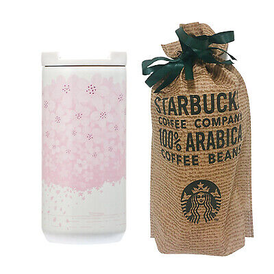 Starbucks Korea 2020 Cherry Limited Double Wall Glass Coldcup Tumbler 591ml